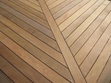 Menuiserie Pouivé : fourniture et pose de terrasse bois
