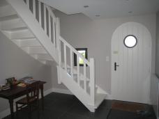 Menuiserie intérieure Pouivé : fabrication et pose d\'escaliers
